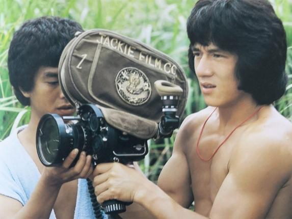 Die Marke Jackie Chan, Teil 2: Die Entwicklung des Stuntteam-Logos der Sing Ga Ban