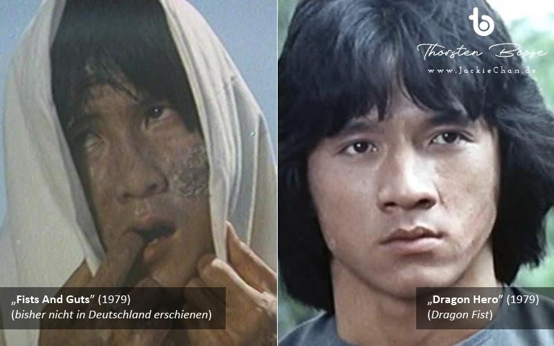 """Mysteriöser Cameo von Jackie Chan im Film """"Fists And Guts"""" (1979) von Regisseur Lau Kar-Wing?"""