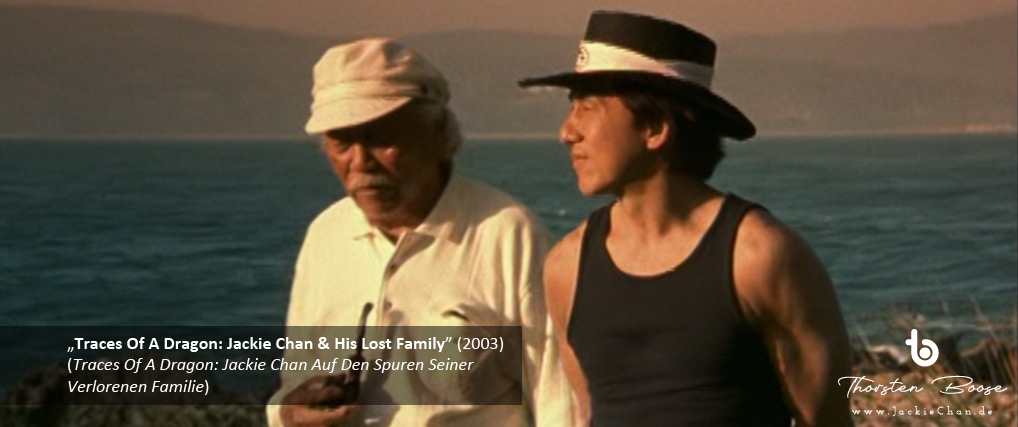 Like son like father: Charles Chan's guest appearances in Jackie Chan's films
