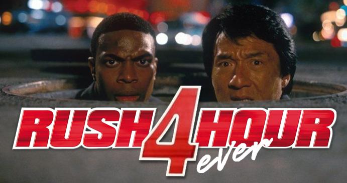 """Jackie Chan bestätigt """"Rush Hour 4"""": Historie der Buddyfilm-Trilogie"""
